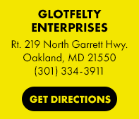Glotfelty Enterprises in Oakland, MD