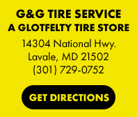 G&G Tire Service in Lavale, MD