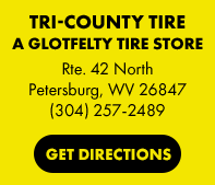 Tri-County Tire in Petersburg, WV